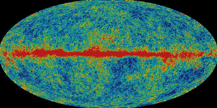 Структура Вселенной: от сверхскоплений до темной материи. Часть 1 Космос, Вселенная, Темная материя, Черная дыра, Реликтовое излучение, Длиннопост