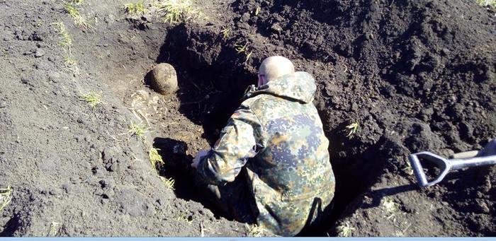Мой солдат… (записки поисковика) Великая Отечественная война, Поисковик, Память, Длиннопост