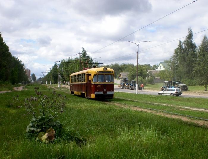 Трамвайчик
