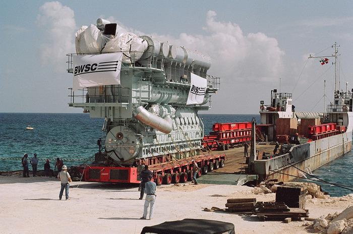 Судовой двигатель внутреннего сгорания MAN B&W 6S60MC-C. Корабль, Море, Двигатель, Пароход, Длиннопост, Моряки, Кораблятская жизнь