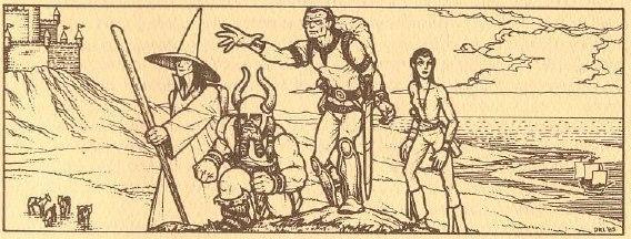 Ultima III: Exodus. Часть 1. 1983, Ultima, Прохождение, Компьютерные игры, Ретро-Игры, Origin, Длиннопост