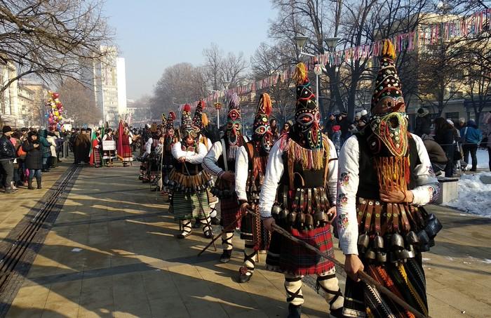 Сурва. Праздник в Болгарии Болгария, Праздники, Видео