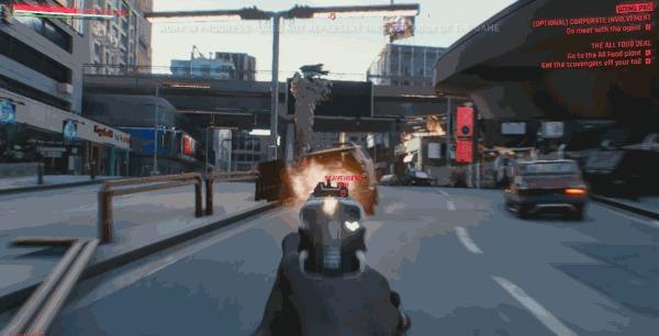 Cyberpunk 2077: ожидания vs реальность Игры, Киберпанк, Cyberpunk 2077, RPG, Nextgen, CD Projekt, Гифка, Длиннопост