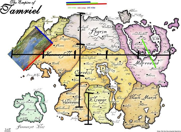 Размышления о климате Скайрима The Elder Scrolls V: Skyrim, Климат, Рассуждения, Дискуссия, Игры, The Elder Scrolls, Длиннопост