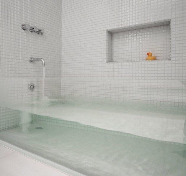 Концепт для ванной