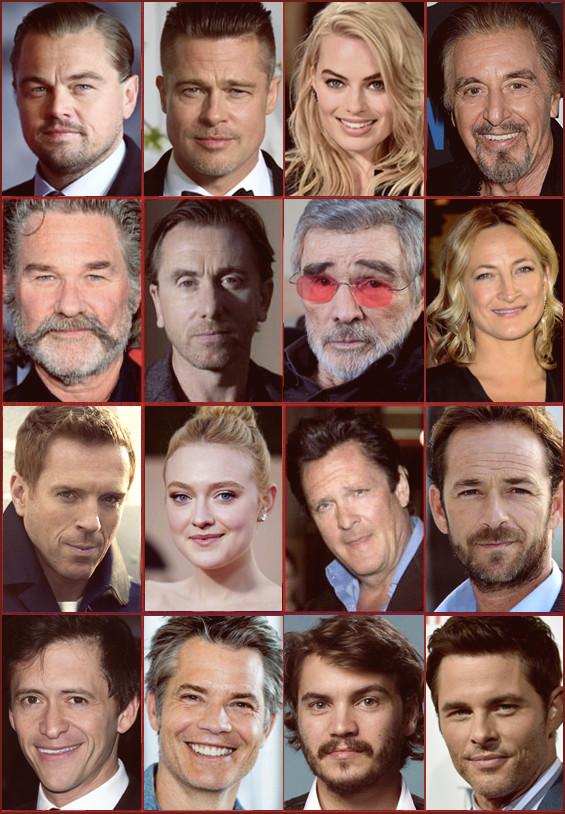 Новые лица в касте нового фильма Тарантино «Однажды в Голливуде» Однажды в Голливуде, Квентин Тарантино, Каст, Актеры, Ожидаемые фильмы, Фильмы, Новости, Длиннопост