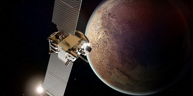 Названо три причины, почему не стоит лететь на Марс Марс, Космос, Полет на Марс, Длиннопост