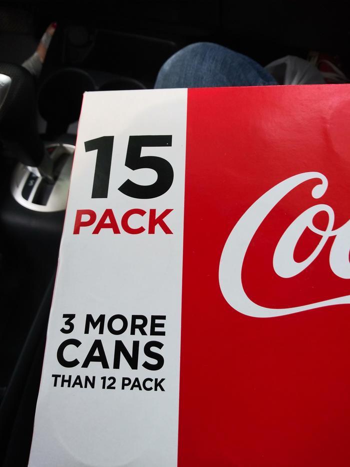 Я проверил, все сходится Реклама, Вывеска, Акции, Математика, Арифметика, Капитан очевидность, Coca-Cola, Упаковка