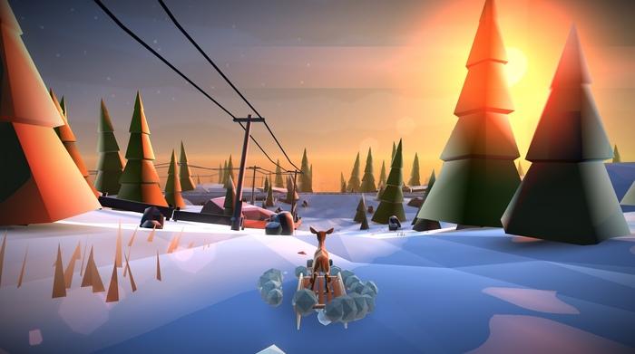Небольшая история разработки новой мобильной игры Gamedev, Unity3d, Lowpolyart, Low poly, Gameplay, Android, IOS, Indiedev, Видео, Длиннопост