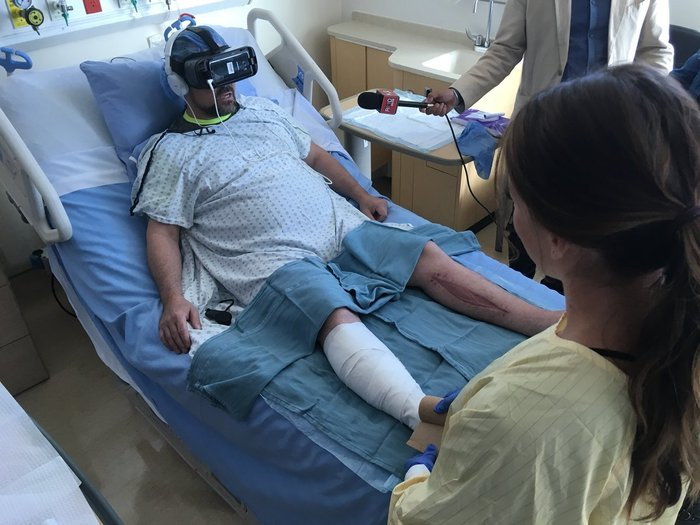 В Канаде впервые начали использовать VR-терапию Виртуальная реальность, Канада, Терапия, Медицина, Новые технологии