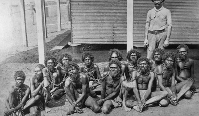 Когда бывает стыдно за предков: Как в Австралии уничтожили почти все коренное население.
