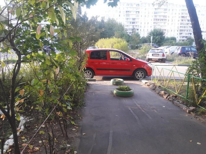 Парковка 8 уровень Мастер парковки, Стопхам