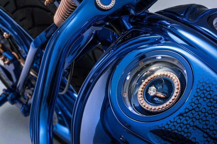 Самый дорогой мотоцикл из когда-либо созданных Мото, Байк, Байкеры, Эксклюзив, Новости, Мотоциклы, Длиннопост
