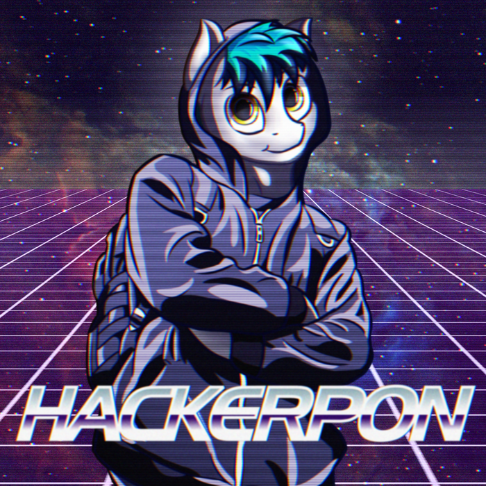 HACKERPON My little pony, Хакеры, KUNG FURY, Понификация