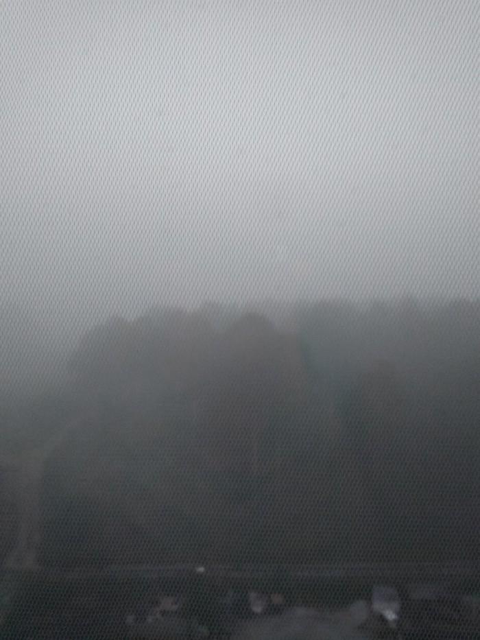 Туман Екатеринбург, Туман, Утро