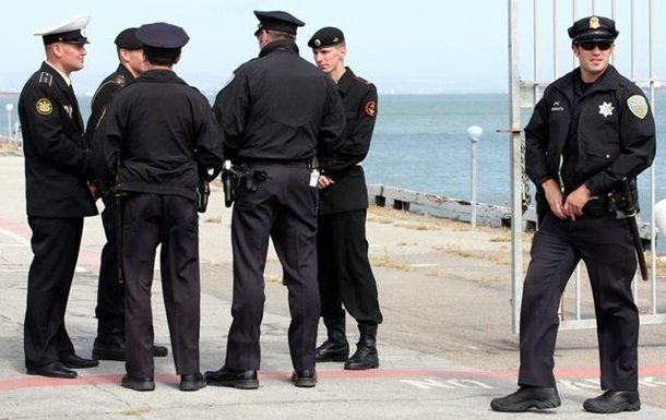 В США арестовали 75 человек во время акции протеста сотрудников отеля Политика, Протест, Арест, США