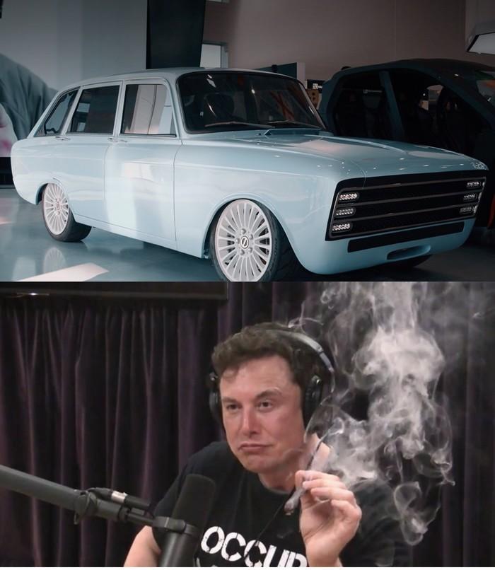 Как тебе такое Илон Маск ?
