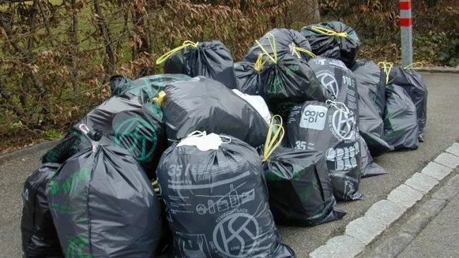 Сколько стоит выбросить мусор в Швейцарии? Экология, Мусор, Швейцария, Раздельный сбор мусора