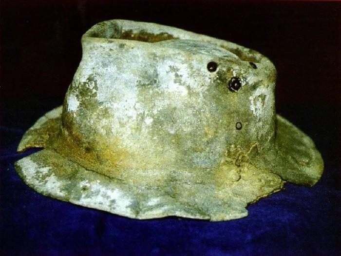 Окаменевшая шляпа Шляпа, Окаменелости, Шахта
