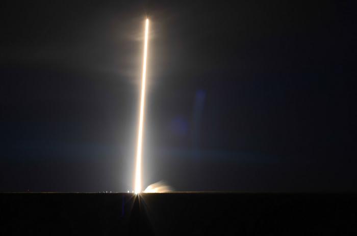 Портал в другой мир. Фотография, Союз, Ракетный запуск