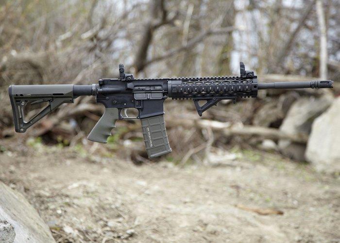 AR15/ M4 часть 2 Оружие, Карабин, Пистолеты, АR15, M4, Длиннопост