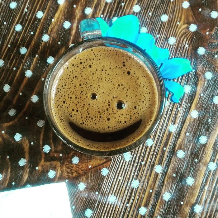 Пусть утро будет добрым Фотография, Утро, Кофе, Неожиданно, Смайл