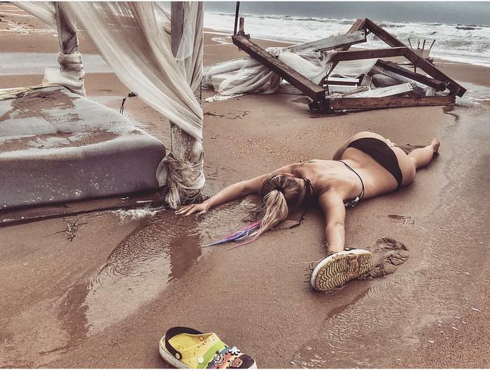 Понедельник Понедельник день тяжёлый, Сочи, Пляж