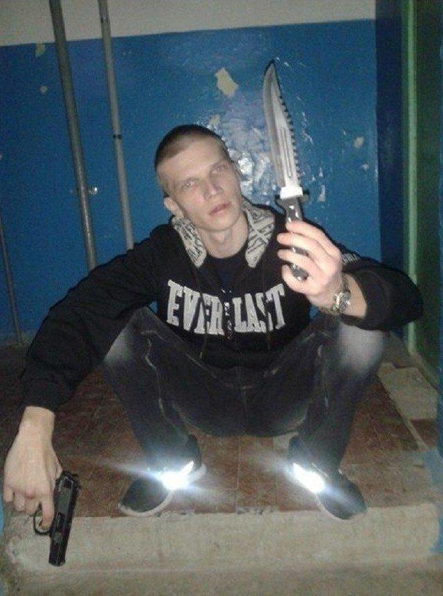 Самые опасные люди России, с которыми лучше не шутить Ржака, Гопники, Юмор, Длиннопост