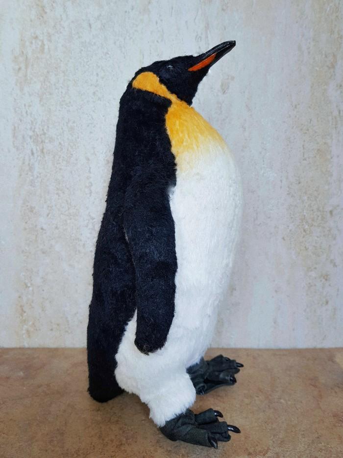 Пингвин Пигвин, Птицы, Север, Handmade, Авторская игрушка, Игрушка ручной работы, Смешанная техника, Дикая природа, Длиннопост
