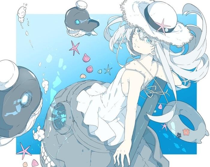 Submarine new hime