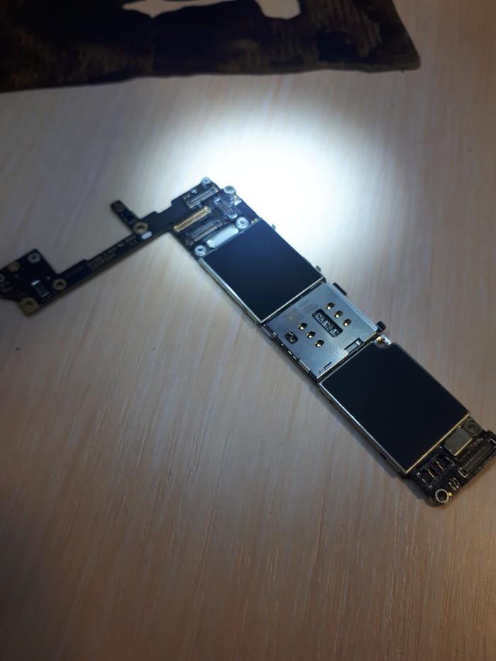 IPhone 6s нет подсветки. Ремонт от подписчика. Киев, Iphone 6s, Пайка, Ремонт телефона, Подол, Длиннопост