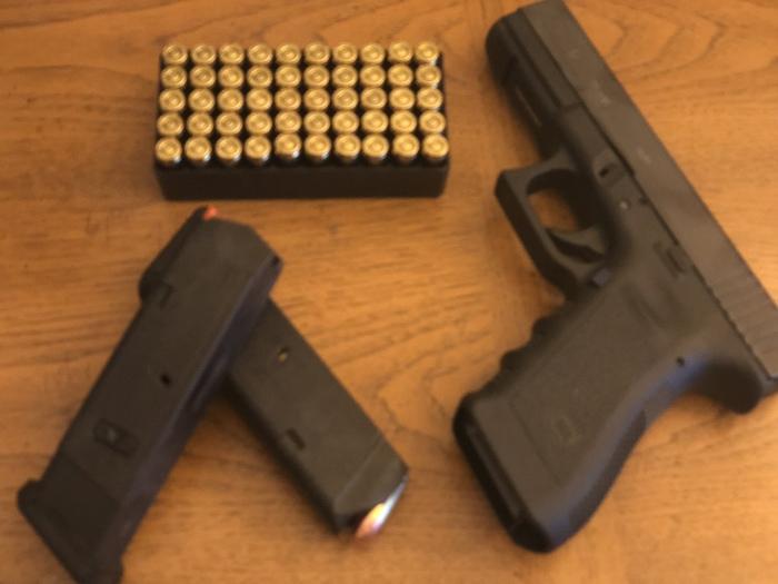 Как я купил пистолет в США Оружие, Glock, Патроны, США, Покупка, Самооборона, Длиннопост