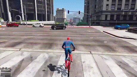 Ваш дружелюбный сосед, Человек-паук