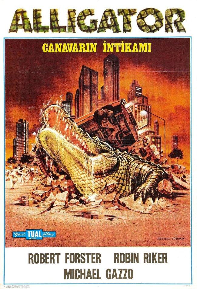 """Советую посмотреть """"Аллигатор"""" 1980г. Аллигатор, Фильмы, Советую посмотреть, Ужасы, Длиннопост"""