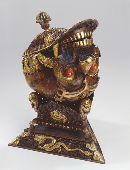 Капала - чаши из черепов. Старые недобрые традиции Тибета. История, Тибет, Религия, Эзотерика, Длиннопост