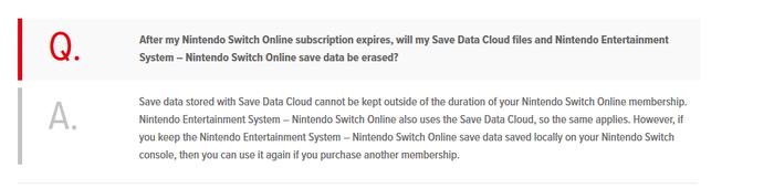 Нинтендо удаляет ваши облачные сэйвы , если у вас закончилась подписка на онлайн Nintendo, Nintendo Switch, Компьютерные игры, Интернет
