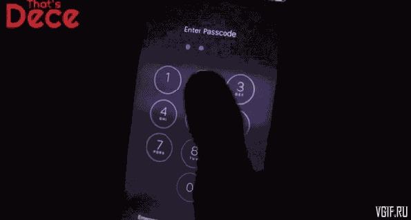 Тёмный дизайн в мобильном виде Ночь, Темные, Гифка