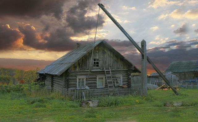 Российская глубинка в фото Российская глубинка, Россия, Деревня, Красота, Природа, Фотография, Длиннопост