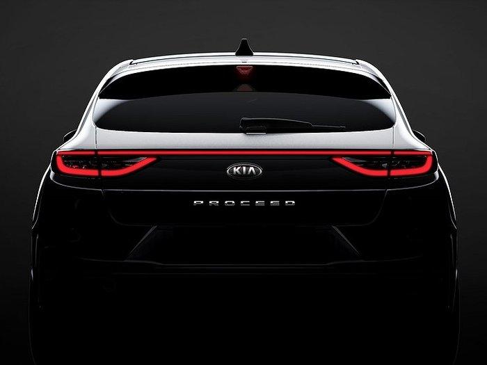 Kia ProCeed в стиле Porsche Kia, Proceed, Автопром, Длиннопост