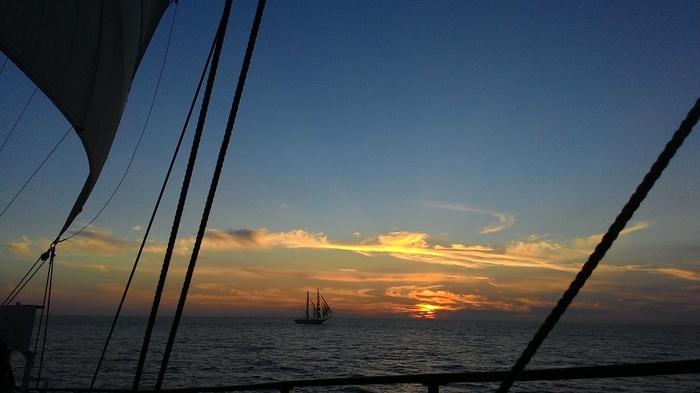 Fryderyk Chopin Парусник, Море, Регата