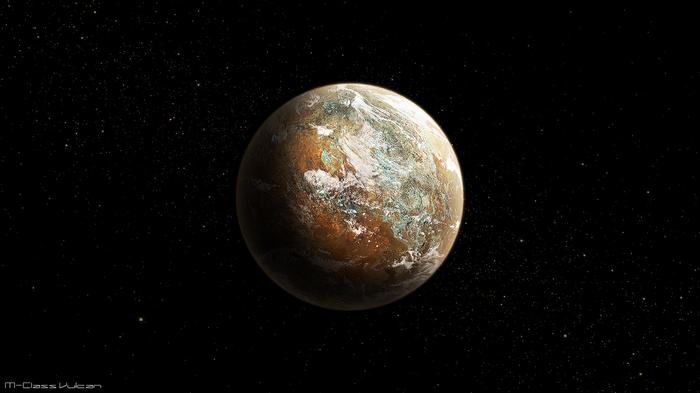Астрономы открыли планету Вулкан из «Звездного пути» Космос, Открытие, Фильмы