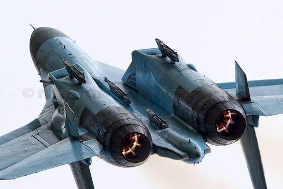 Су-27 в ракурсе
