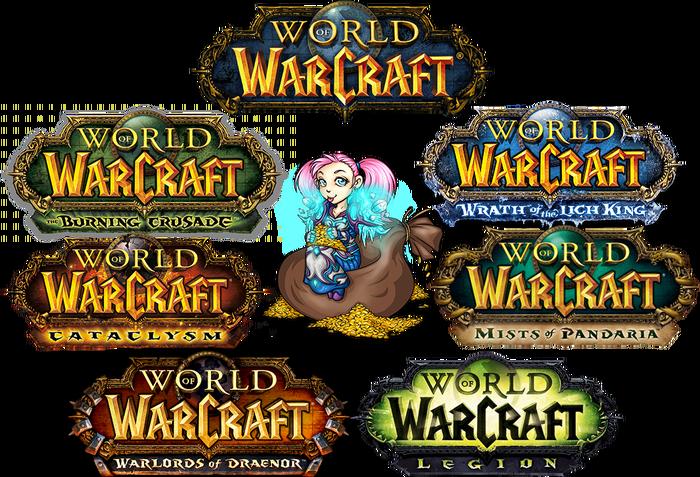 3 стадии взросления игрока WoW WOW, World of Warcraft, Баянометр, Игры, Компьютерные игры, Не всем понравится, Мат