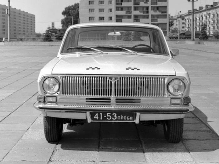Чем отличались ГАЗ-24-01 для службы такси от обычных «Волг» Такси, История, Интересное, Длиннопост, Газ-24