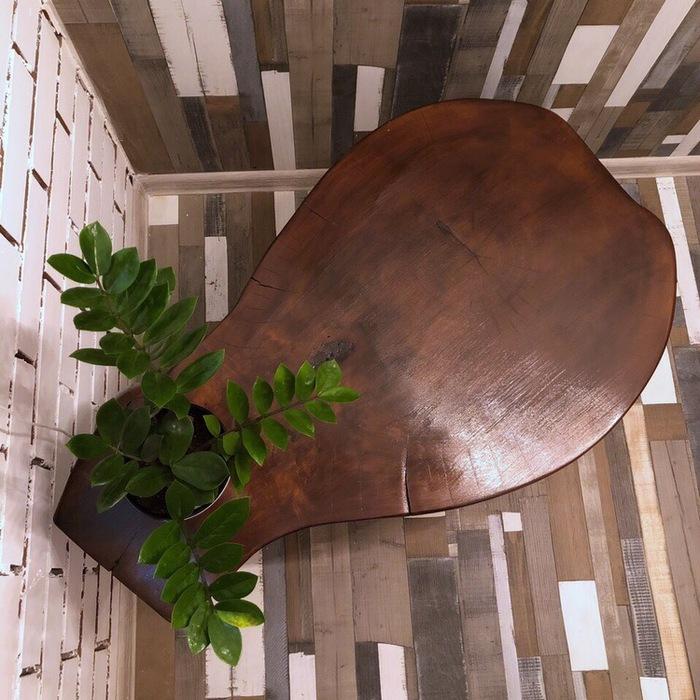 Кофейный столик на балкон своими руками. Лофт, Деревообработка, Своими руками, Моё, Длиннопост