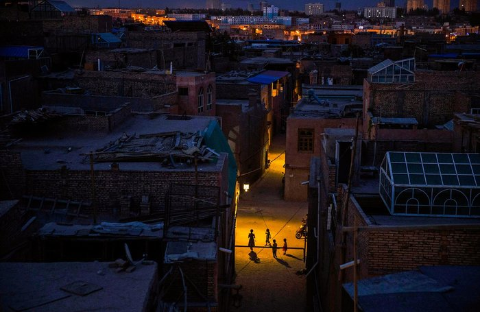 Синьцзян. Государство будущего Синьцзян, Уйгуры, Китай, Слежка, Длиннопост