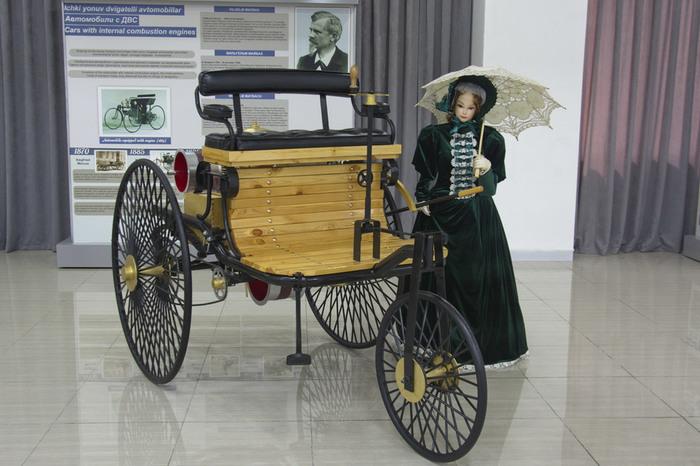 Политехнический музей в Ташкенте: раритетные автомобили и законы физики. Узбекистан, Ташкент, Музей, Политехнический, Раритетные машины, Законы физики, Видео, Длиннопост