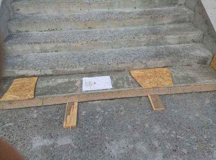 Свежие ступеньки или смотри под ноги, ч.2 Предупреждение, Ремонт, Ступеньки, Продолжение