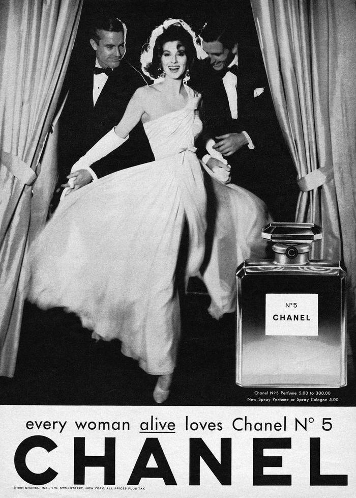 Chanel №5. Копия копии? Длиннопост, Парфюмерия, Парфюм