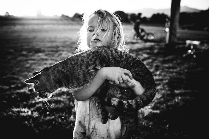 Беззаботное детство в жизни без электроники Фотография, Дети, Атмосфера, Длиннопост